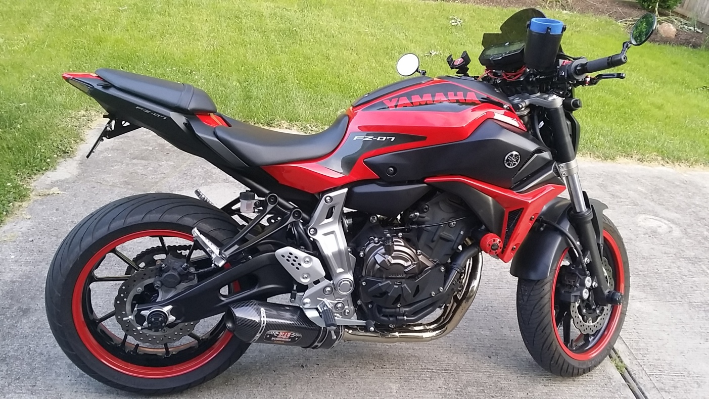 Yamaha Mt Mods