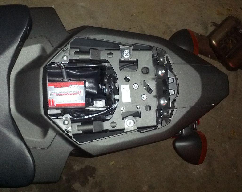 Dynojet Power Commander V - INSTALLED!!! | Yamaha FZ-07 Forum